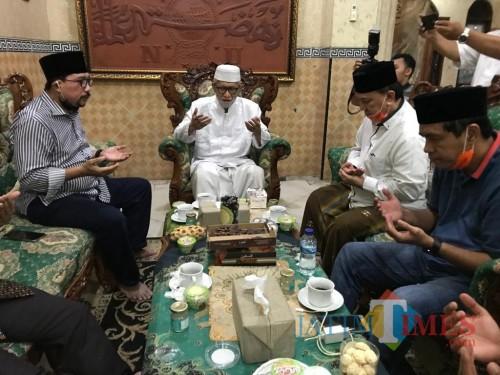 Kantongi Restu PBNU, Machfud Arifin Ingin Ponpes di Surabaya Sejahtera