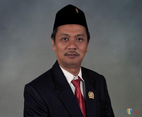 Ketua DPRD Kota Blitar, dr Syahrul Alim