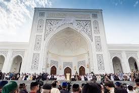 Masjid di Arab Saudi mulai dibuka. (Foto:  Arab News)
