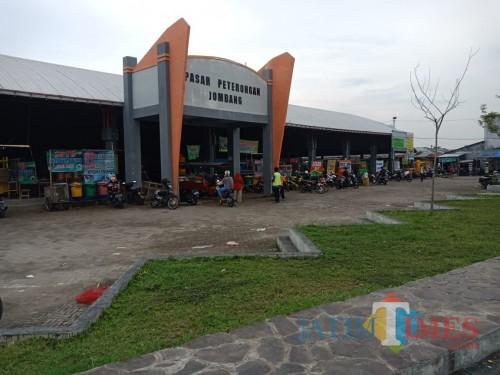 Suasana Pasar Peterongan Jombang. (Foto : Adi Rosul / JombangTIMES)