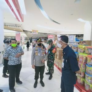 Sidak Hari Pertama di Pusat Perbelanjaan Kota Malang, Petugas Masih Temukan Hal Ini