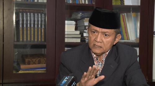 Ketua PP Muhammadiyah, Anwar Abbas (Foto: Suaraislam)