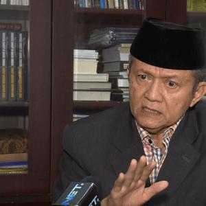 Tanggapi Diskusi Pemakzulan Presiden, Anwar Abbas Bantah Keterlibatan Muhammadiyah!