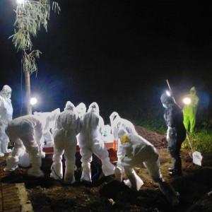 Pasien Konfirm Covid-19 ke-11 Warga Desa Giripurno Meninggal Dunia