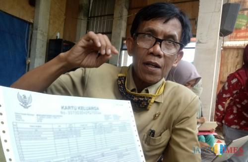 Sekretaris Dinas Pendidikan dan Kebudayaan (Dikbud) Kota Malang Totok Kasianto. (Foto: Ima/MalangTIMES)