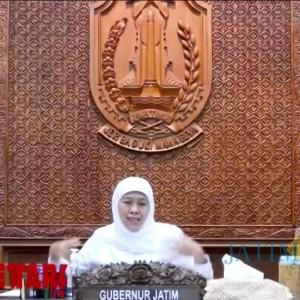 Surabaya Zona Hitam, Khofifah Minta Malang Raya Pagari Diri