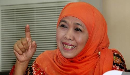 Gubernur Jawa Timur, Khofifah Indar Parawansa (Foto:  Warta Ekonomi)