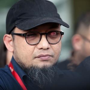 2 Eks Pimpinan KPK Apresiasi Aksi Novel Baswedan Saat Pimpin Operasi Penangkapan Nurhadi