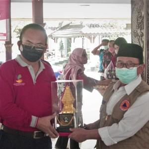 Tangani Covid-19, Kemensos RI Salurkan  Sembako dan Modal Usaha ke Warga Kabupaten Blitar