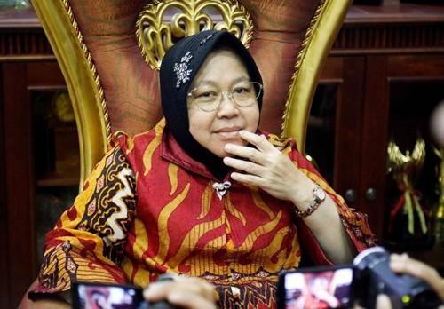 Wali Kota Surabaya Tri Rismaharini (Foto:   PinterPolitik)