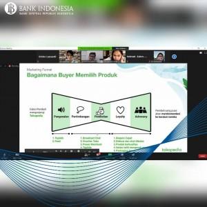 BI Malang Dorong UMKM Kembangkan Bisnis Lewat Platform Digital