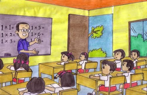 New Normal, Dewan Usul Sekolah Masuk Bergantian Tiap Minggu