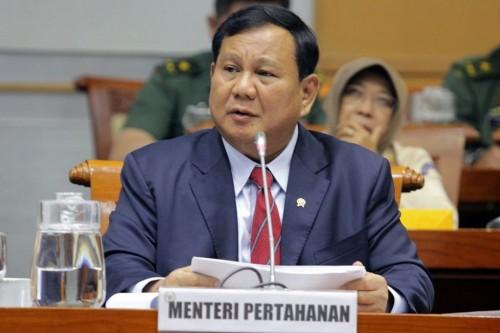 Prabowo Tuai Dukungan Tetap Jadi Ketum Gerindra, Bakal Nyalon Lagi di Pilpres 2024?
