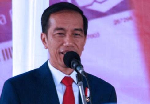 Presiden Joko Widodo (Foto: Suara Jawa Timur)