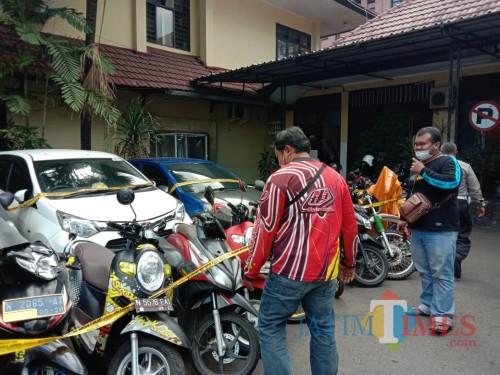 BB Balap Liar yang Ngandang di Polresta Malang Kota Bisa Diambil dengan Syarat Ini