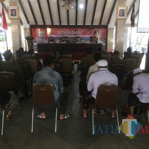 Sebelum Masuk, Santri di Kabupaten Malang Diminta Lengkapi Surat Sehat