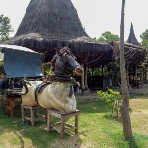 "New Normal, Kafe Asri nan Terjangkau Khas Tani ""Pan Java"" Malang Dibuka Kembali"