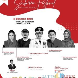 Hadirkan Ridwan Kamil, Sukarno Festival Dorong Kelahiran Tokoh Pemuda Baru