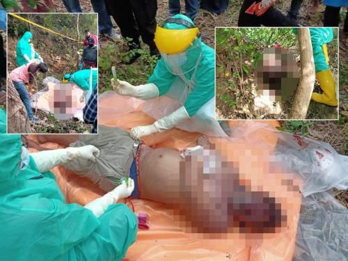 Gambar mayat Taman Selfi Waduk Pondok