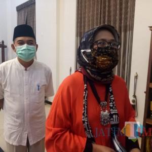 Wabup Lumajang: Alhamdulillah Pasar Mulai Normal, Tetap Patuhi Protokol Kesehatan