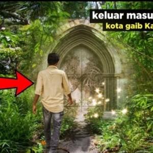 Saranjana, Kota Gaib di Indonesia yang Maju dan Modern, Penghuninya Cantik dan Tampan