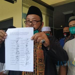 Ulama dan Tokoh di Tulungagung Laporkan Politisi Koboi ke Polisi