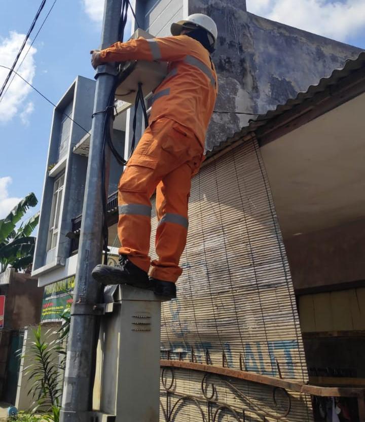 Jaga Kota Malang Tetap Terang Dinas Pu Rutin Pantau 12 Lokasi Jatim Times
