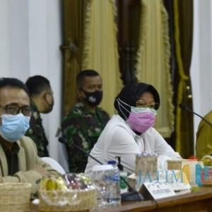 PSBB Surabaya Ditutup dengan Persentase Kematian dan Rate Covid-19 Tertinggi Nasional