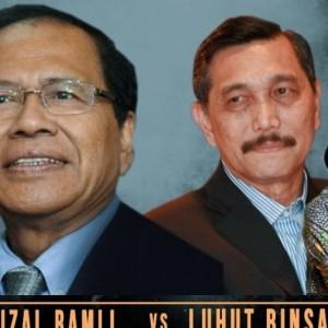 Terima Tantangan Debat dari Luhut Binsar, Rizal Ramli Malah Batal Hadir