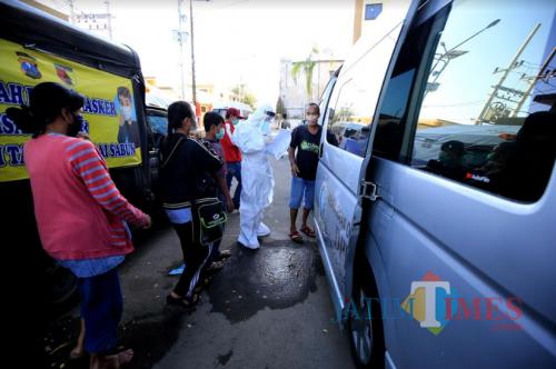 Belum Sepekan Pencabutan PSBB, Dua Tenaga Medis jadi 'Korban' di Surabaya