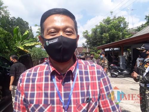 Pj Sekda Kabupaten Malang Wahyu Hidayat (Tubagus)