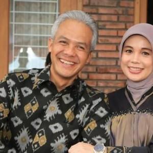 Romantisnya Ganjar Pranowo Unggah Video Bareng Istri, Netizen: Keuwuan Ini!