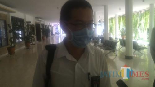 Krisantus Hendro S., Manager PLN Area Banyuwangi, Nurhadi Banyuwangi Jatim Times