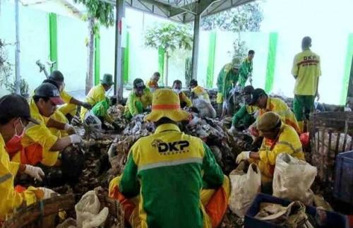 Rumah PKD Kota Malang Olah Sampah hingga 3 Gerobak Setiap Hari