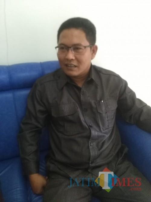 Sofiandi Susiadi, Ketua Bapemperda DPRD kabupaten Banyuwangi (Nurhadi Banyuwangi Jatim Times)