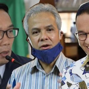Di Medsos, Anies Lebih Populer Dibanding Ridwan Kamil-Ganjar, tapi Kok Paling Tak Disukai?