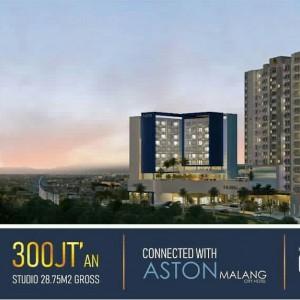 Apartemen The Kalindra Malang, Objek Investasi Menguntungkan dengan Lokasi Strategis