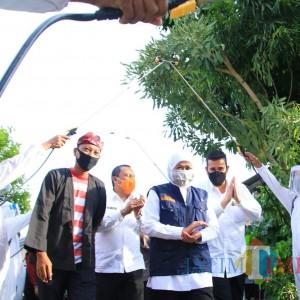 Semakin Kreatif, Kampung Tangguh Jatim Jadi Layanan Perekonomian dan Percontohan Nasional