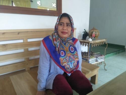 Ratna Ani Lestari Bupati Banyuwangi 2005-2010 Salah Seorang Bacabup Banyuwangi (Nurhadi Banyuwangi Jatim TIMES)