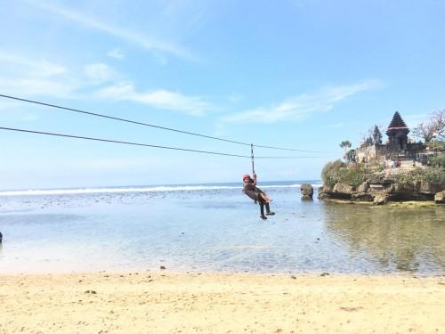 Ilustrasi objek wisata Pantai Balekambang yang kembali buka sebagai wisata percontohan (Foto : Dokumen MalangTIMES)