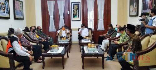 Kabupaten Bondowoso Dapat Mesin PCR, BNPB  Pantau Langsung Bantuan