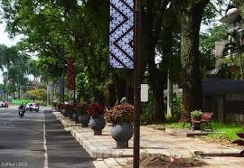 DLH Kota Malang Awasi Kursi yang Sudah Ditutup