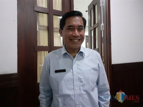 Direktur Utama Perumda Tugu Tirta Kota Malang M. Nor Muhlas. (Arifina Cahyanti Firdausi/MalangTIMES).