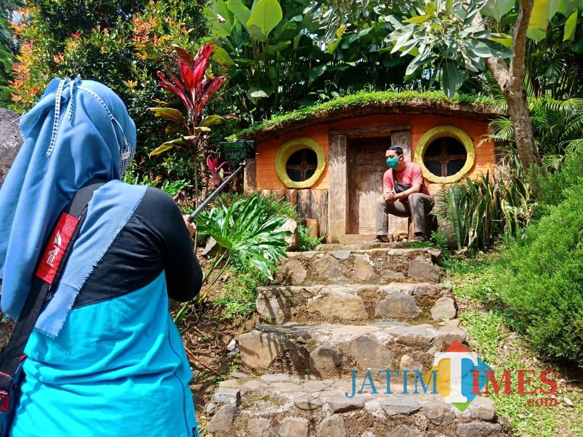 Wisata Banyu Mili di Jombang Mulai Dibuka, Pengelola Siapkan
