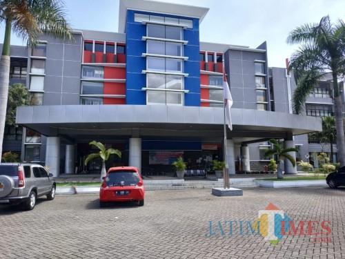 Kantor Dispendukcapil Kota Malang (Hendra Saputra)