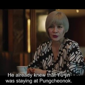Anggun, Gil Hae Yoon Pakai Batik Saat Jadi Bos Fashion di Drama Korea Yoobyeolna Chef Moon