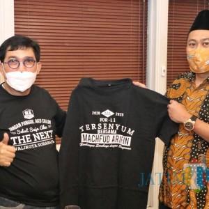 Dianggap Berpengalaman, Ketua GP Ansor Surabaya Support Machfud Arifin