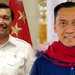 Luhut Binsar Panjaitan Puji Putra SBY, Harap Ibas Yudhoyono Jadi Pengganti Pemimpin Muda