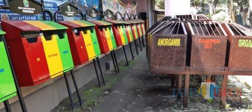 Hutan Kota dan Jalur Hijau Kota Malang Bakal Dihiasi Tong Sampah Baru