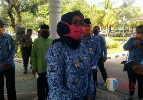 Bunda Indah: Kesadaran Pakai Masker Meningkat, Soal Jaga Jarak Masih Kurang